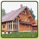 Заказать Строительство деревянных жилых домов