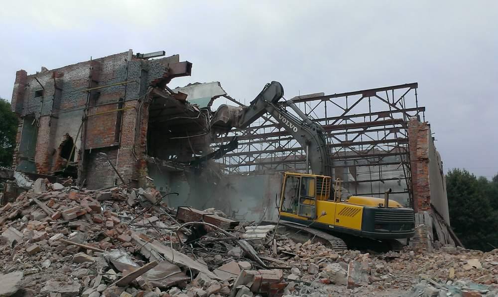 Order Dismantle is industrial