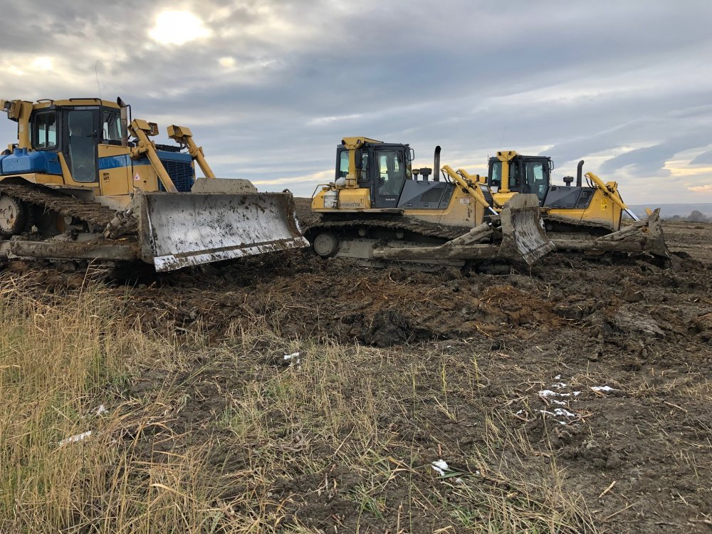 Order Dig pond, Earthwork, the device of ditches, reservoirs