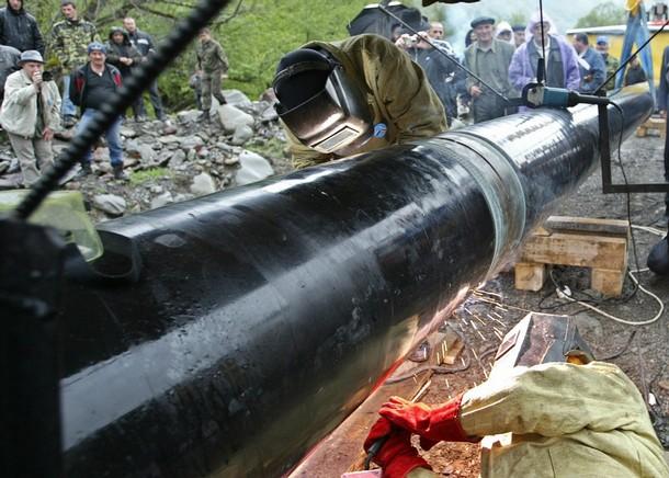 """Заказать Газопроводы всех давлений """"под ключ"""" (получение ТУ, проектирование, монтаж, сдача в эксплуатацию)"""
