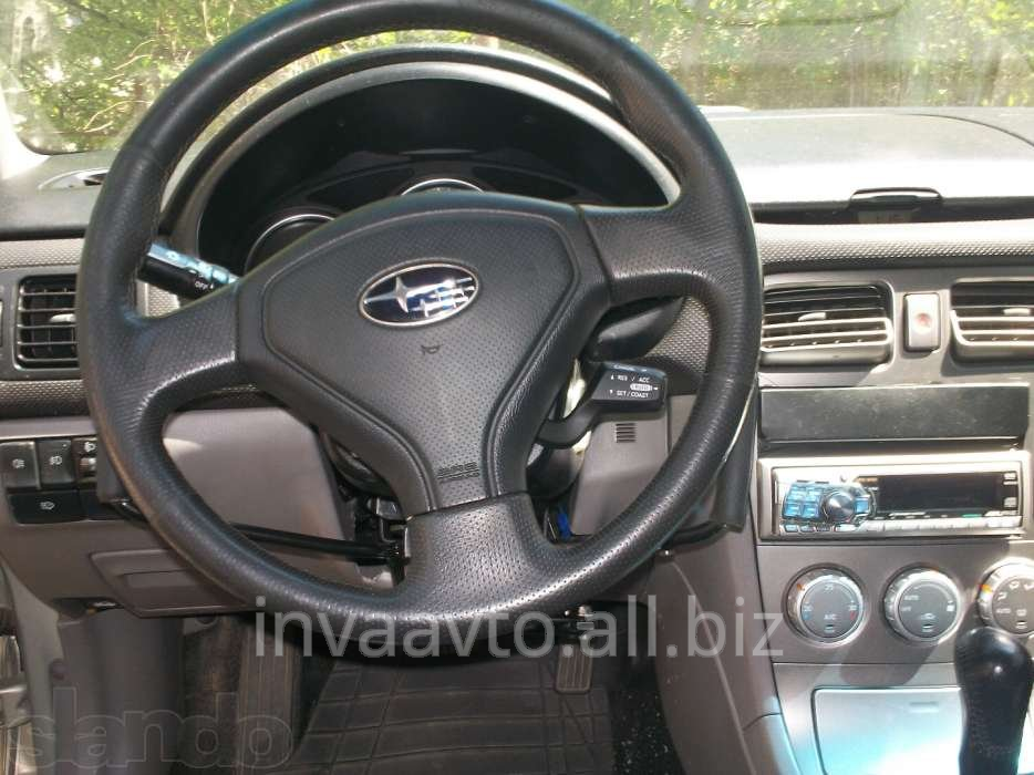 Заказать Переоборудование автомобилей на ручное управление