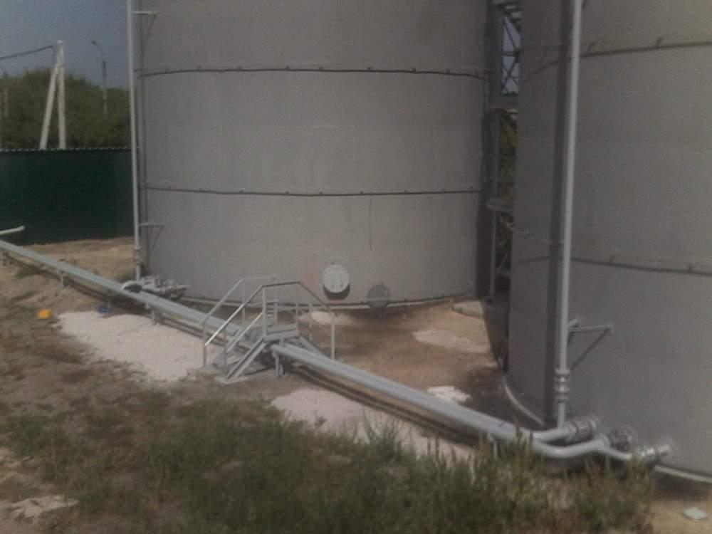 Заказать Переоорудование резервуаров под КАС