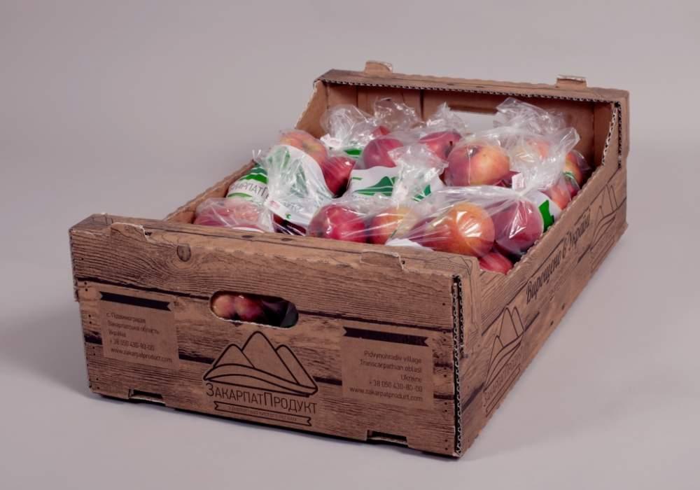 Заказать Фасовка яблок
