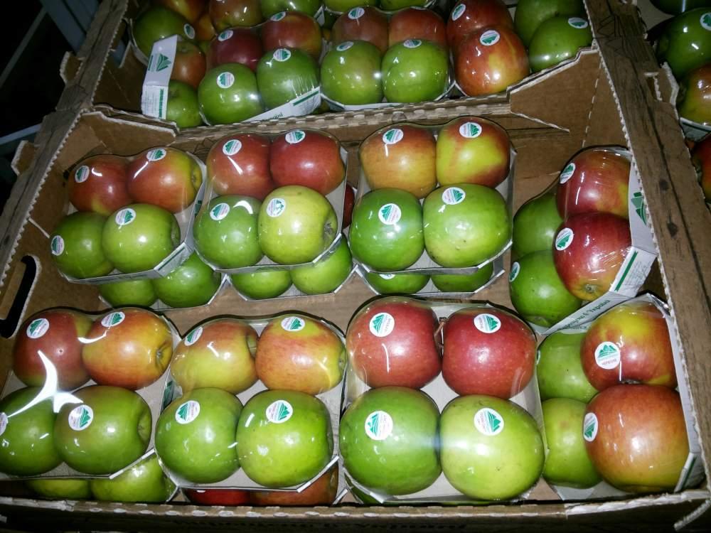 Заказать Фасовка, упаковка яблок
