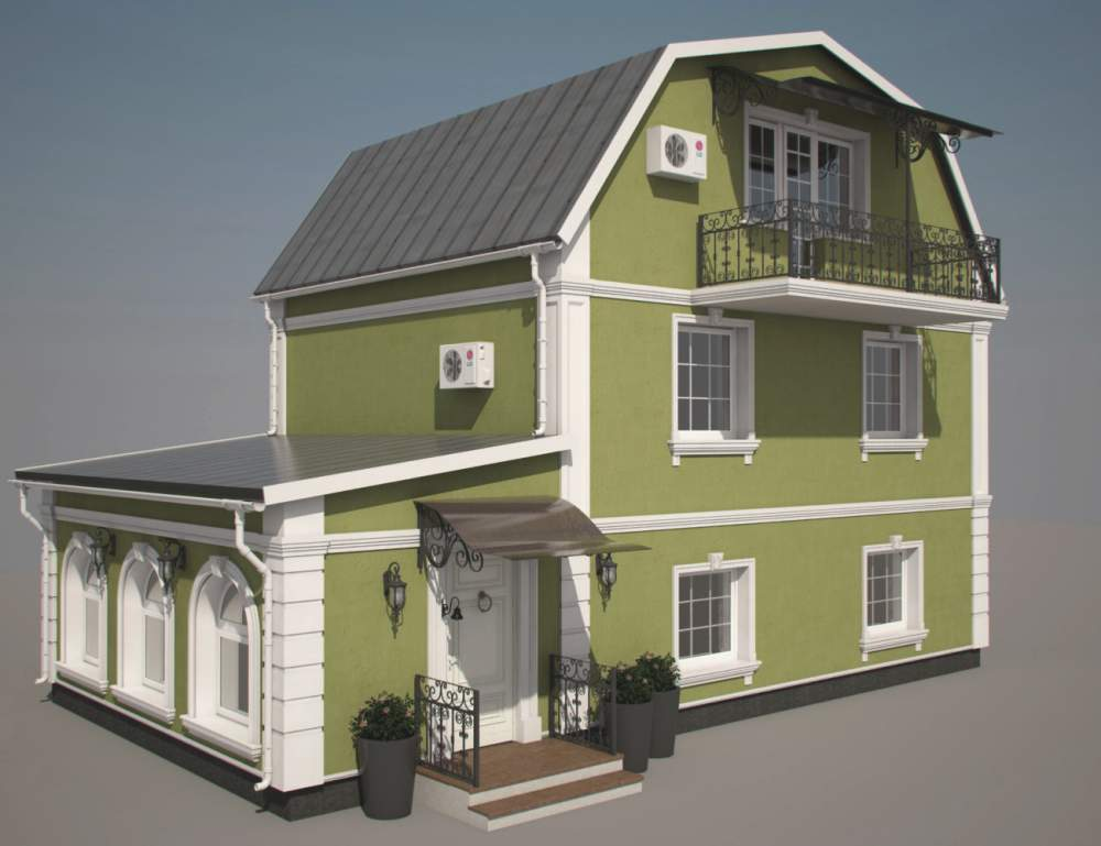 Заказать Архитектурное проектирование (работаем по Крыму и Киевской области)