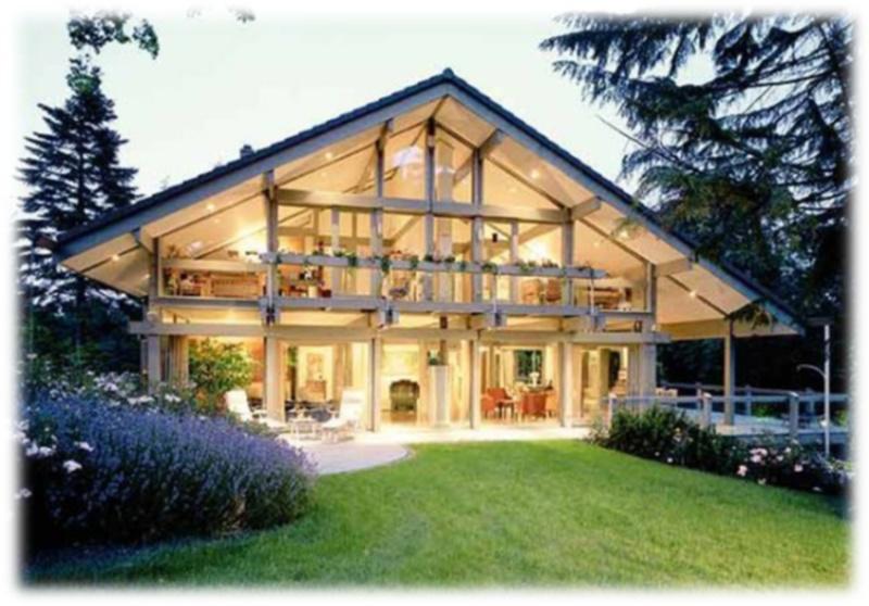 Заказать Construction de maisons en bois