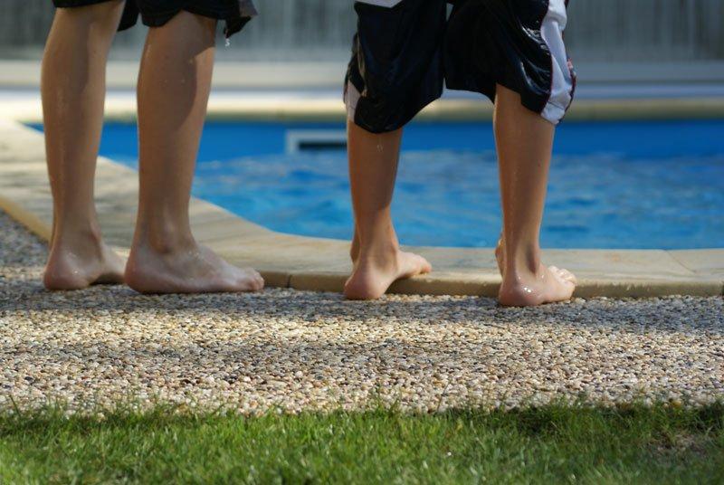 Покрытие для бассейна