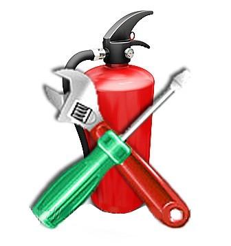Заказать Техническое обслуживание огнетушителей.