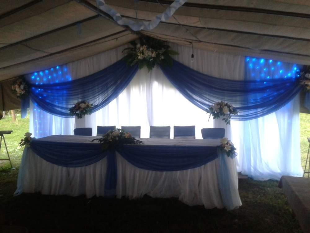 Заказать Оформление свадеб шарами и цветами