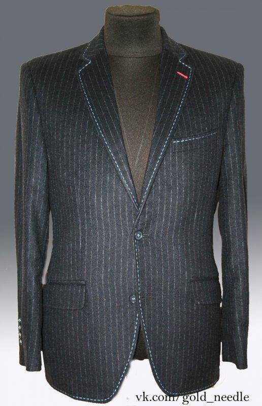 Пошив и ремонт мужской одежды.