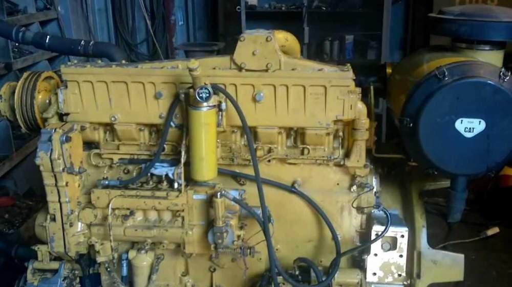 Заказать Обкатка дизельных двигателей