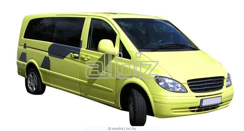 Заказать Переоборудование микроавтобусов