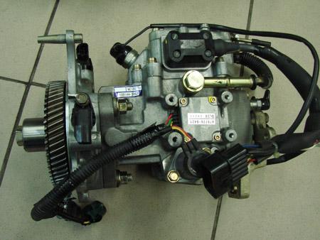 Order Repair of the fuel pumps Zexel VE, VRZ