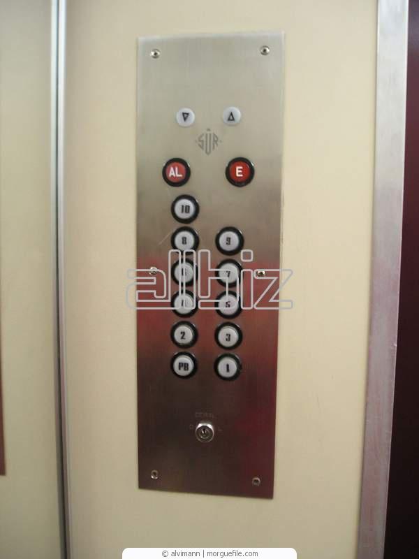 Заказать Монтаж и настройка лифтов