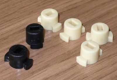 Заказать Изготовление деталей из пластмасс