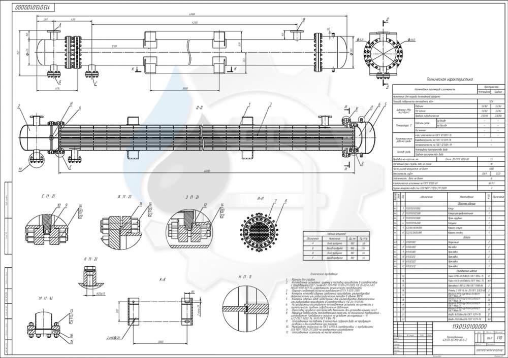 Разработка конструкторской и рабочей документации