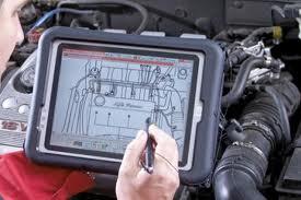 Order Diagnostics and repair of electric part of cars