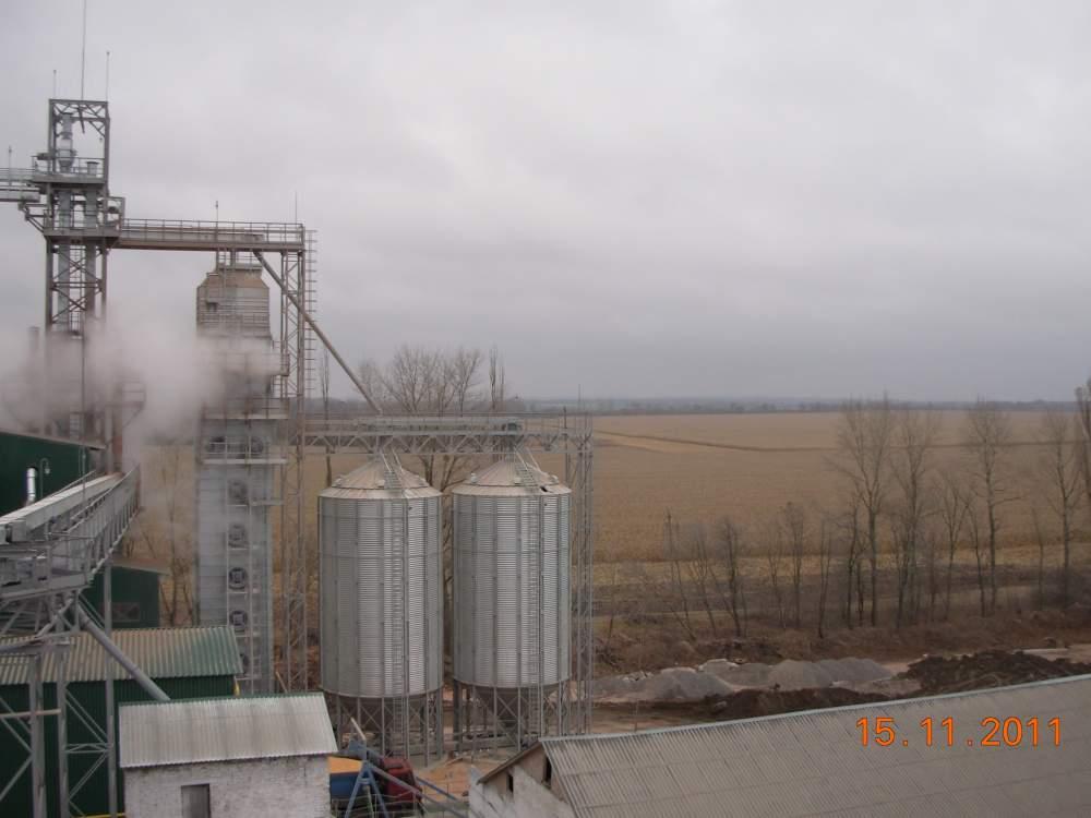 Заказать Ремонт и модернизация зерносушилок ДСП