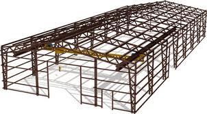 Заказать Изготовление и монтаж металлоконструкций