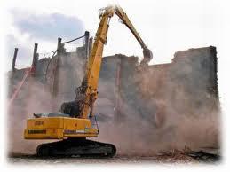 Заказать Снос, демонтаж зданий и сооружений