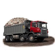 Заказать Вывоз строительного мусора и бытовых отходов