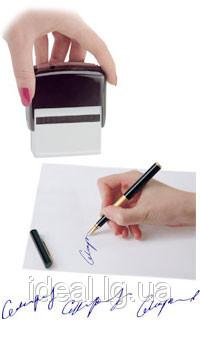 Заказать Изготовление факсимиле. Изготовление штампов, печатей