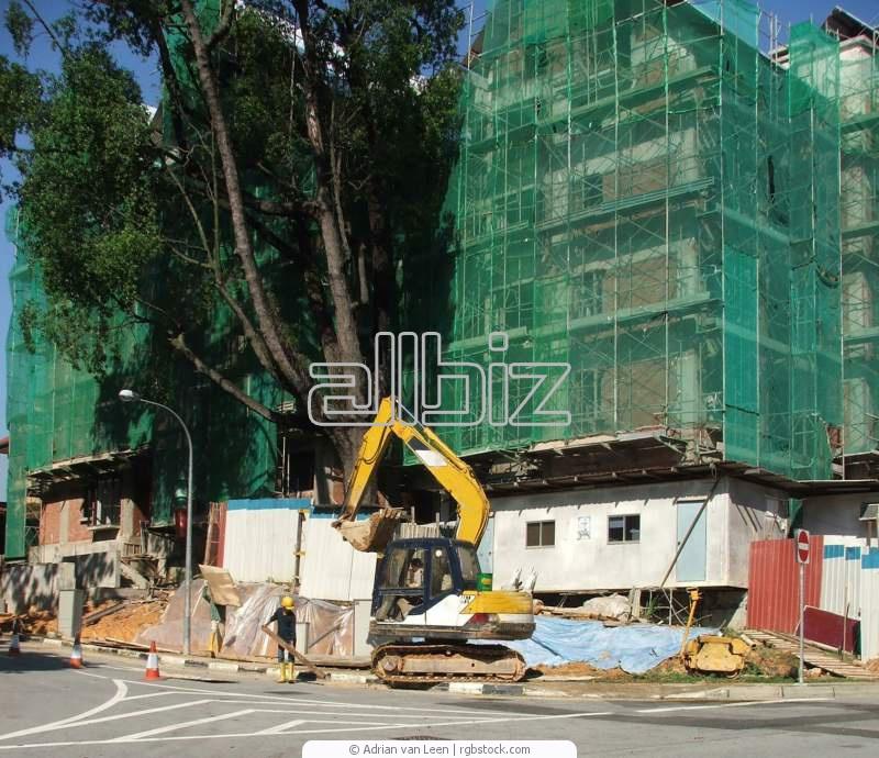 Заказать Подготовка к строительству