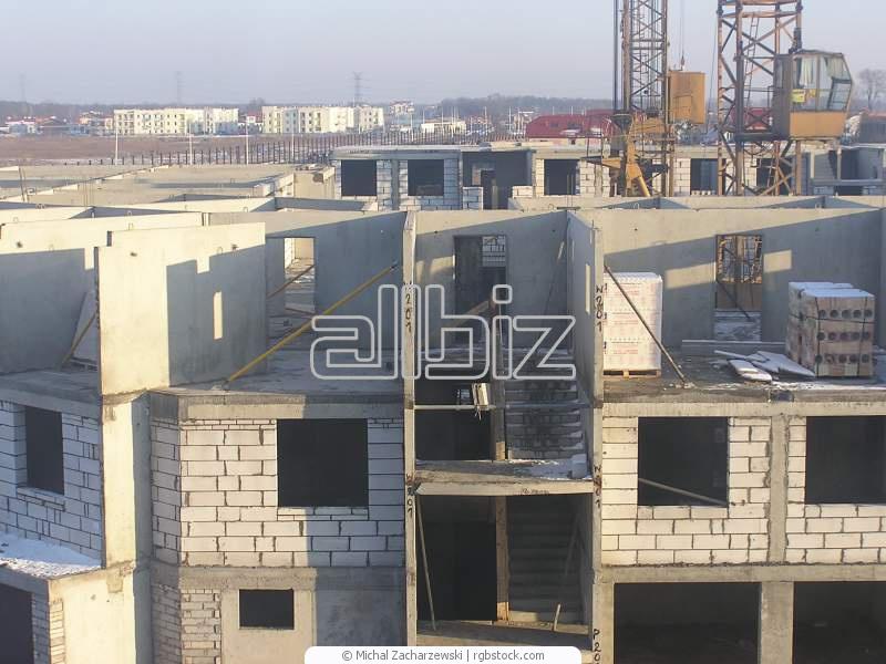 Заказать Реконструкция и ремонт зданий