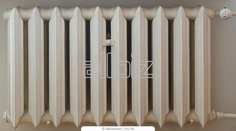 Заказать Монтаж радиаторов отопления