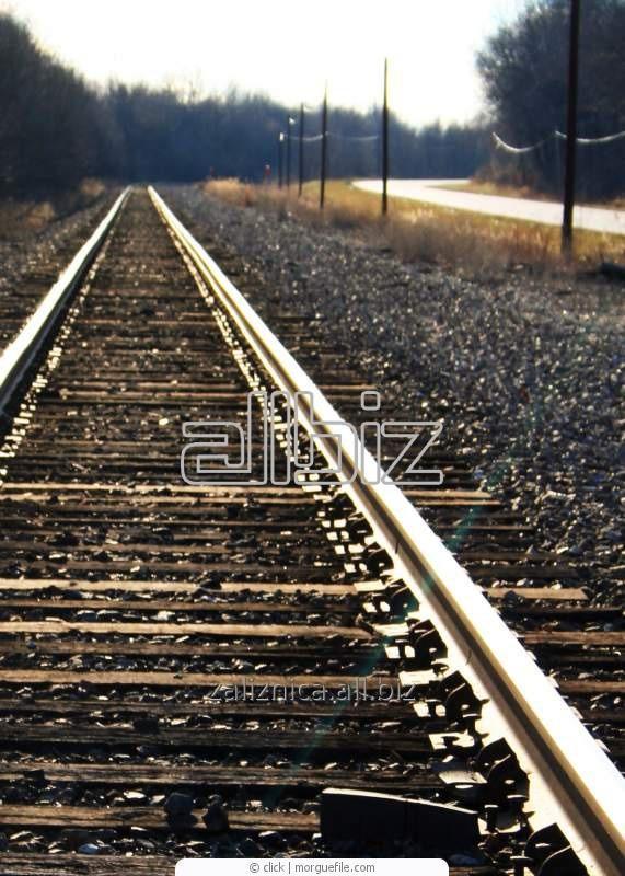 Заказать Ввод в эксплуатацию железнодорожной колеи Нетишин