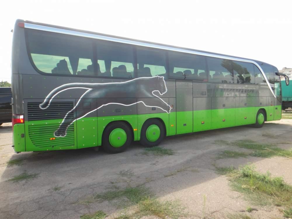 Заказать Міжнародні пасажирські перевезення