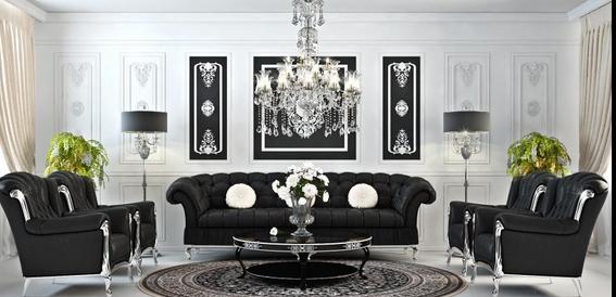 Заказать Дизайн гостинной комнаты