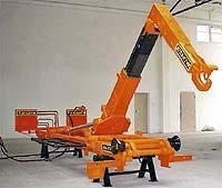 """Order Installation of the container Multilift systems (hook cargo handling mechanisms) and portal """"Liftdamper"""" on the chassis of trucks."""