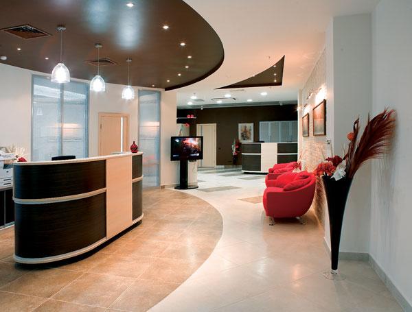 Заказать Дизайн офисных помещений