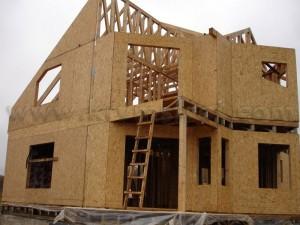 Заказать Каркасное строительство домов и коттеджей