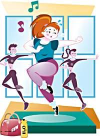 Заказать Фитнес-тренеровки