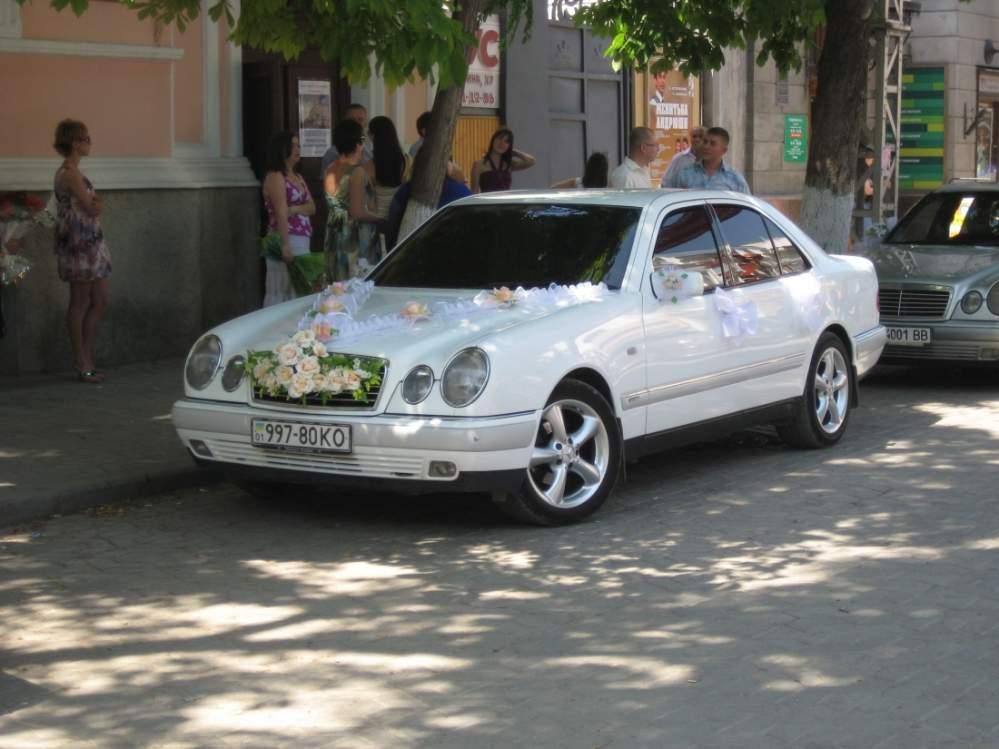 Заказать Свадебные машины. Авто на свадьбу Симферополь, Ялта, Евпатория НЕДОРОГО!