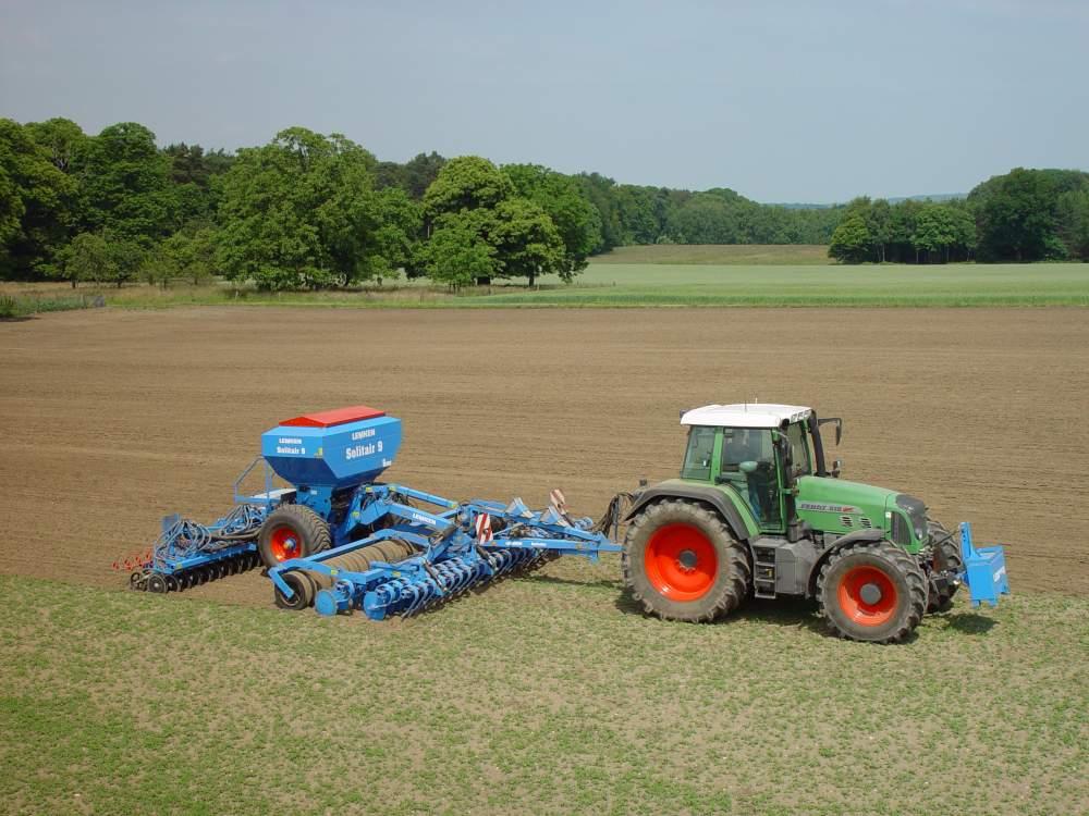Заказать Послуги по посіву зернових та пропашних культур