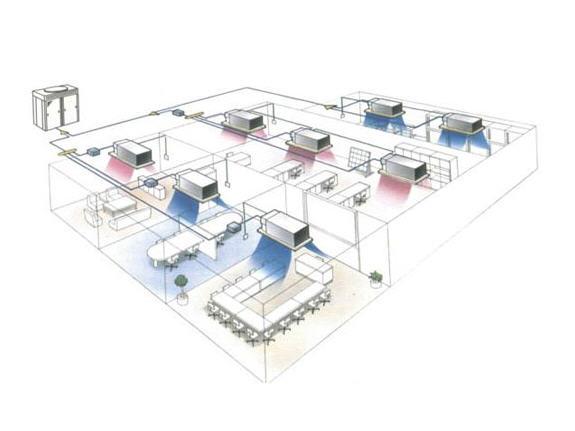 Заказать Проектирование систем кондиционирования воздуха.