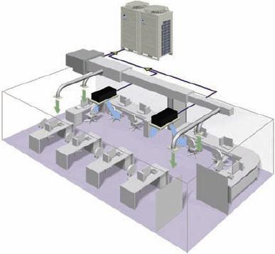Заказать Проектирование систем кондиционирования и вентиляции.