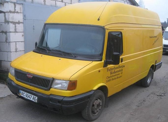 Доставка товаров по Киеву