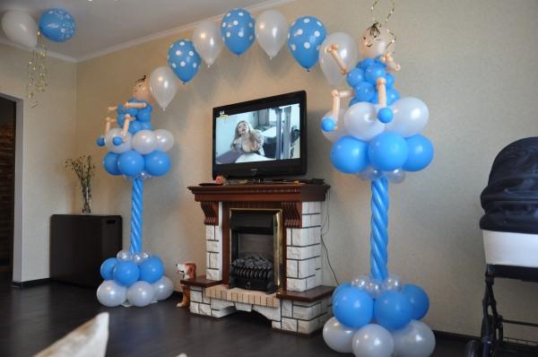 Заказать Оформление воздушными шарами Кременчуг РА Авеню