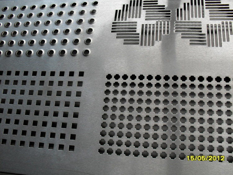 Услуги по раскрою листового металла
