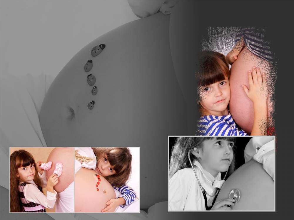 Заказать Фото беременных