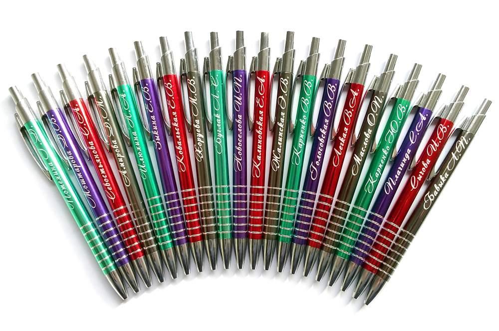 Заказать Ручки, ручки с гравировкой, гравировка