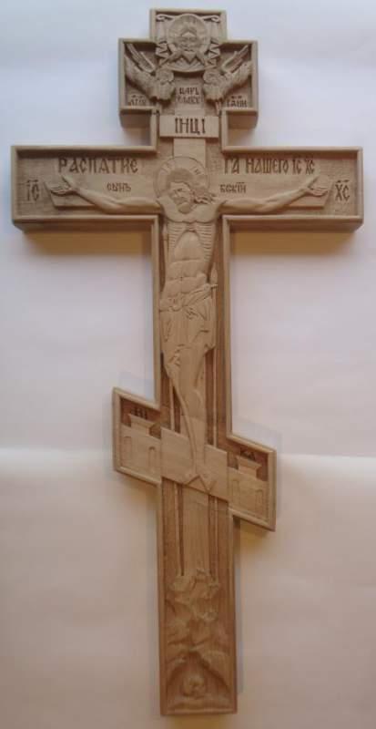 Заказать Православные кресты ручной работы