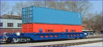 Order Container transportations zhd and sea transpor