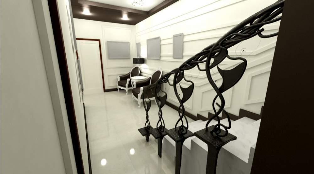 Заказать Дизайн двухуровневой квартиры