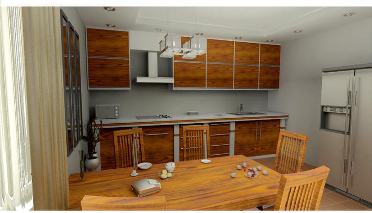 Заказать Услуги по дизайну кухни