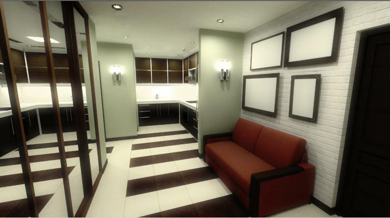 Заказать Услуги по дизайну квартир-студий